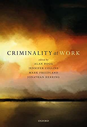 Criminality at work