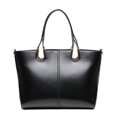Europe Sac élégant Black Main Diagonale Simple AJLBT Femme Une Pour Polyvalent Mode Décontracté à Sac Amérique épaule Et qUtzC