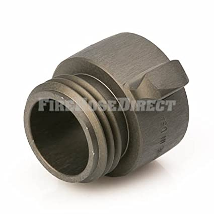 Aluminum 1 Female NPT to 1 Male NH Fire Hose Adapters