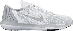 Nike Women's Flex Supreme Tr 5 Cross Trainer, Whitemetallic Silverwolf Greystealth, 6 B Us