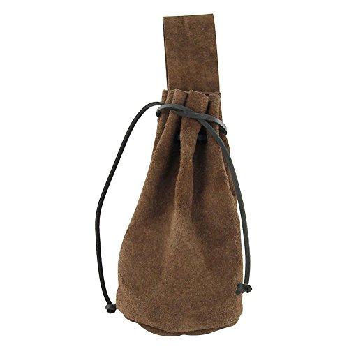 Suede Commoners Renaissance Money Bag ()