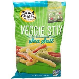 Good Health Veggie Stix, 6.75 oz
