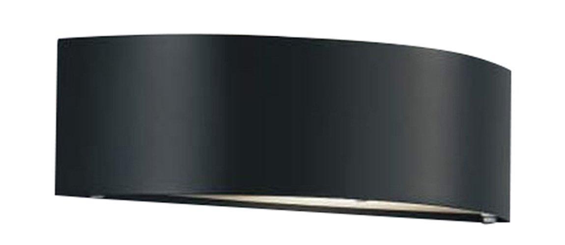 コイズミ照明 門柱灯 E.L.H. 壁付門柱取付 両面照射 黒色塗装 AU38605L B00DS2WNRA 11151