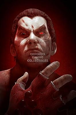 Amazon com: CGC Huge Poster - Tekken 7 Kazuya PS4 XBOX ONE