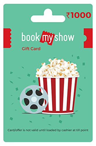 Flat 15% off||BookMyShow Gift Card