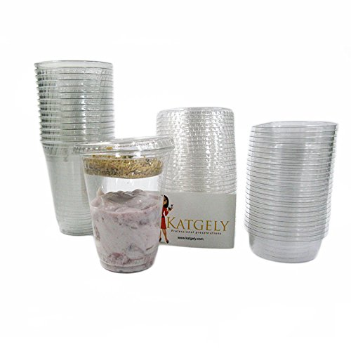 yogurt granola cup - 3