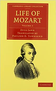 Book Life of Mozart 3 Volume Set (Cambridge Library Collection - Music)
