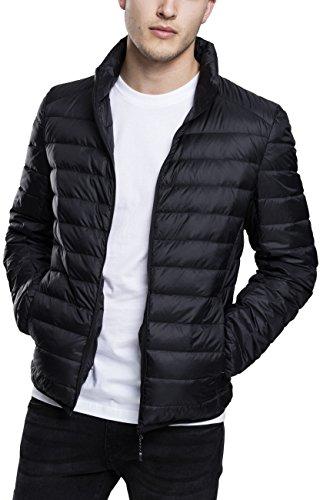 Uomo Basic Jacket Classics Urban 7 Down Giacca black Nero Pq5O5wXW1