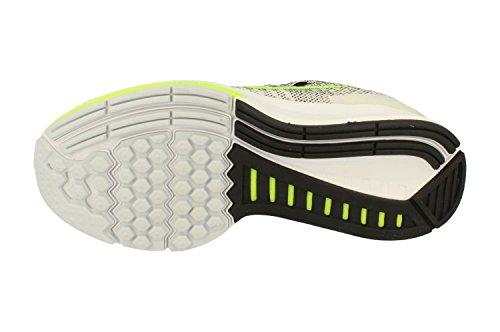 Nike Air Zoomkonstruktion 19 Cp Kvinna Kör Tränare 818966 Gymnastikskor Vit Volt Svart 107