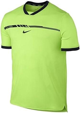 Nike Ya Rafa Nadal Chllgr SS PRM YTH Camiseta de Manga Corta ...