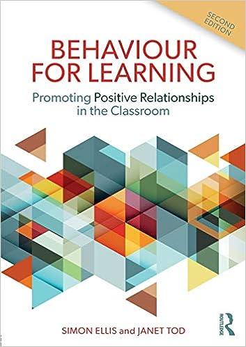 83b33dd3b5 Behaviour for Learning: Amazon.co.uk: Simon Ellis, Janet Tod: Books