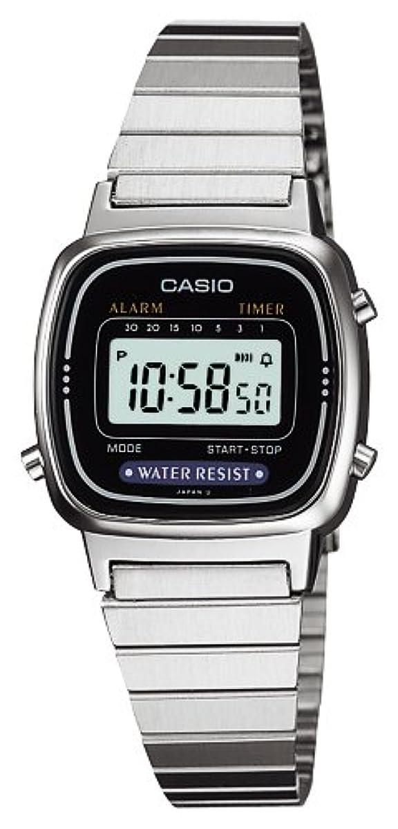[해외] [카시오]CASIO 손목시계 스탠다드 LA-670WA-1JF 레이디스