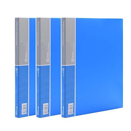Office Supplies Datenmappe, wasserdichtes und feuchtigkeitsBesteändiges A4-Dateihefter, Verkaufsbüro-Aktentasche B07NTMK9RT | Schönes Aussehen