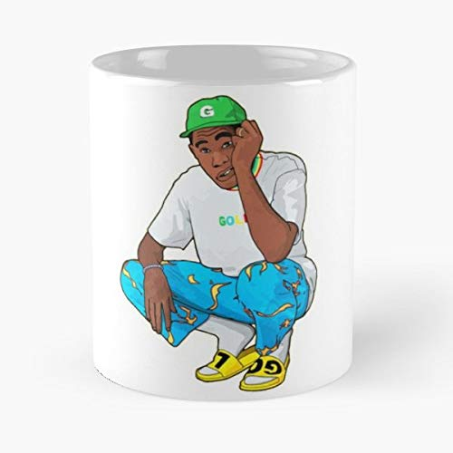 Golf Swing Tips It - White -coffee Mug- Unique Birthday Gift-the Best Gift For Holidays- 11 Oz.