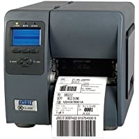 Datamax-ONeil KA3-00-48900307 Printer, Direct Thermal/Thermal Transfer, M-4308, 4 Size, 300 DPI, 8 IPS, Serial/Parallel/USB, LAN Card, Wireless and USB Host, 3 Media Hub