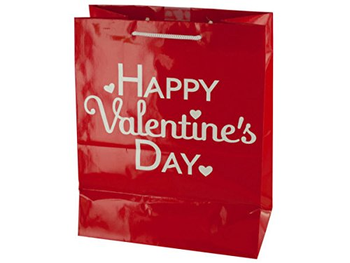 Medium Happy Valentine's Day Gift Bag - Pack of 108