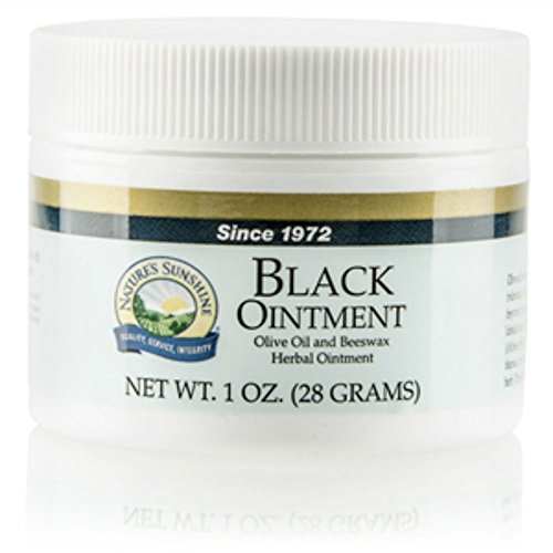 Black Ointment (1 oz. jar)