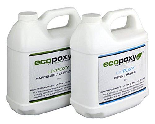 UVPoxy Kit (4L) by EcoPoxy (Image #1)