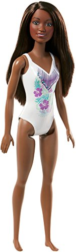 Barbie Floral Print Fashion Doll