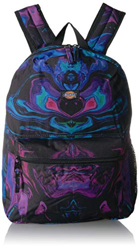 (Dickies Student Backpack, Marbled Paint, One Size)