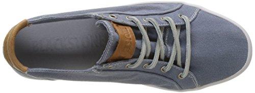 Blackstone Dames Nl88 Flat Blauw (denim)