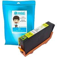Compuhard & Reciclador Tinta Compatible con HP 904 XL para 6951 6970 (Cyan T6M04AL)