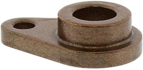 Rodamientos traseros de lágrima de repuesto, aptos para secadoras Hotpoint, Indesit, Ariston y Creda