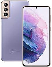 Samsung SM-G991BZVDEUE Model G991 Galaxy S21 5G 128GB Dual SIM Smartfon, Fioletowy