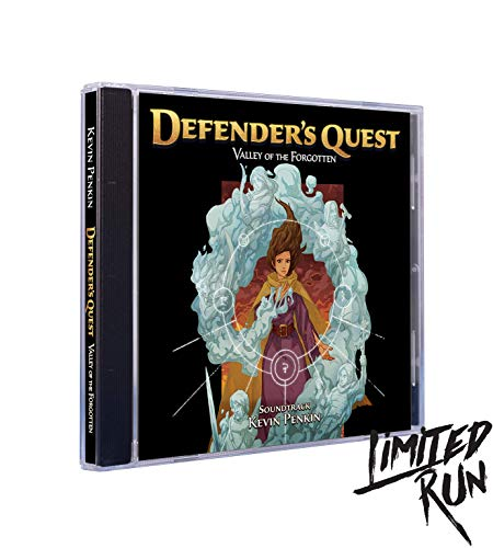 Kevin Penkin - Defender's Quest: Valley of the Forgotten Soundtrack CD