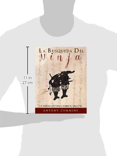 La Busqueda Del Ninja: La Verdad Historica Sobre El Ninjutsu ...
