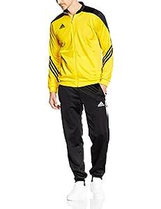 Sereno Uomo 14 Tuta Adidas Gialla Poliestere E Da Nera X1RxXwCq