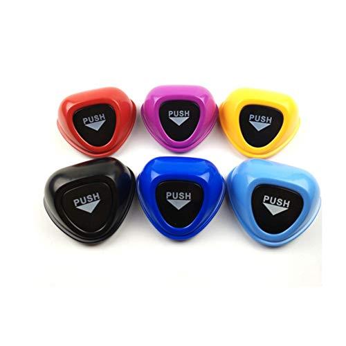 leanBonnie Voiture avec Triangle Mini Poubelle Creative Poubelle Fournitures Int/érieur De La Voiture
