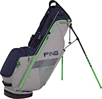 Ping 2018 Hooferlite 181 Stand Golf Bag 07 Silver/navy/electric Green