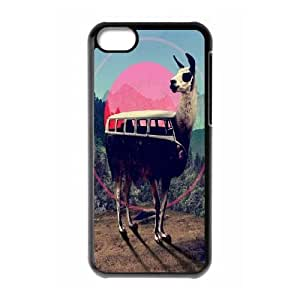 Llama CUSTOM Cell Phone Case for iPhone 5C LMc-06729 at LaiMc