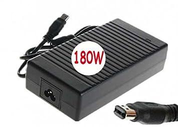 Cargador/Fuente de alimentación para ordenador portátil, compatible con HP E-forceâ ® 2210-180W 9,0A/PP: Amazon.es: Informática