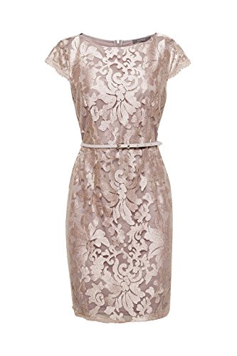 Braun Taupe Partykleid 240 ESPRIT Damen Collection RgqFxY7