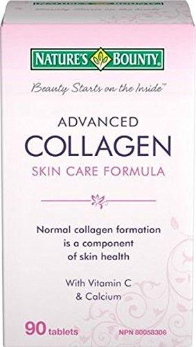 Nature's Bounty Advanced Collagen Skin Care Formula, 90 Tablets