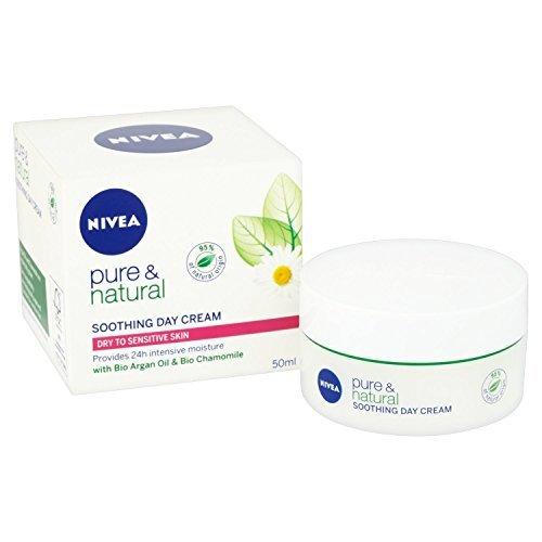 Nivea Cream On Face - 8
