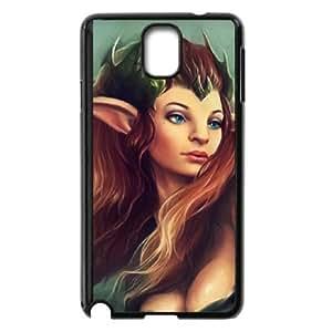 Dota2 ENCHANTRESS Samsung Galaxy Note 3 Cell Phone Case Black DIY Gift pxf005-3629705