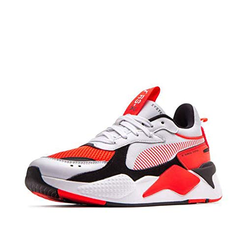 Reinvention Rs Uomo Puma Blast Tg Sneakers 5 Red 42 x White 369579 wIRwx7gqE