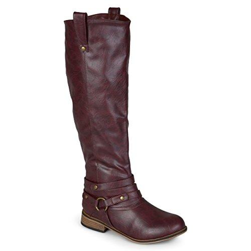 Extra Wide Calf Dress Boot - 7