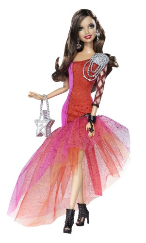 Barbie Swappin' Styles 'Sassy' Fashionistas In The Spotlight Doll (2010)]()