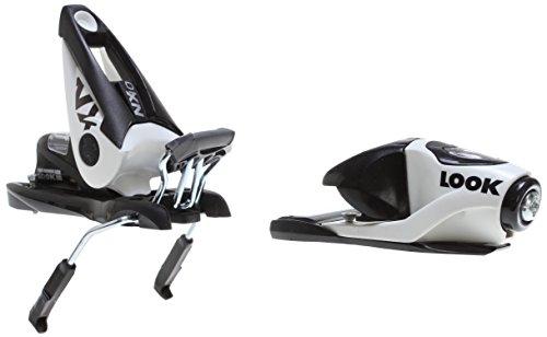 Look NX 10 Ski Bindings White/Black Mens