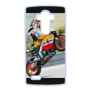 Beautiful Designed With Valentino Rossi Theme Phone Shell For LG G4