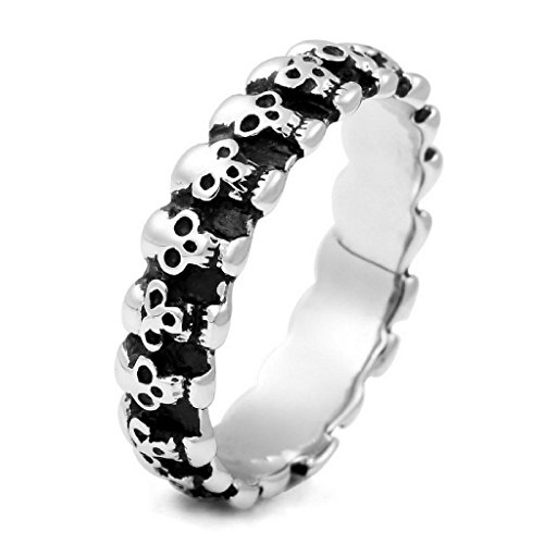 epinkifashion-jewelry-mens-stainless-steel-rings-band-silver-black-skulls-gothic-biker-size-9