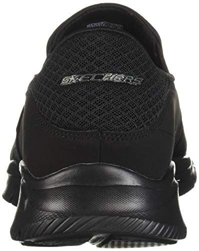 Basses Black Skechers Homme nbsp;persistentBaskets Equalizer nw0P8OkX