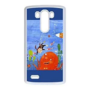 LG G3 Cell Phone Case White_Childhood Imagination 1 Gytyp