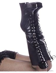 Devious Womens FEMME 8 Heel Boots