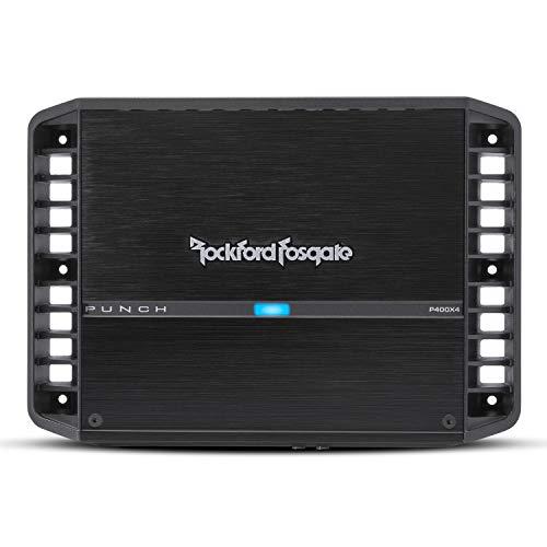 Rockford Fosgate P400X4 Punch 400 Watt 4 Channel Amplifier