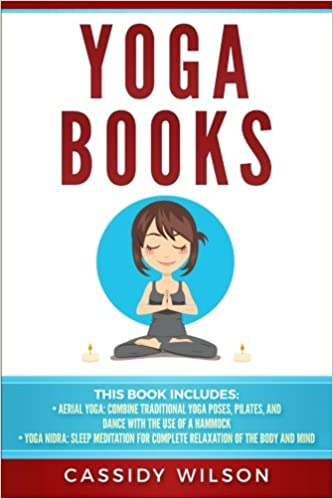 Yoga Books: Aerial Yoga, Yoga Nidra: Sleep Meditation for ...